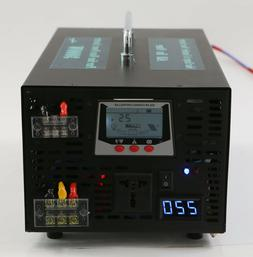 3000W Pure Sine Wave Inverter 30A Solar Charge Controller Hy