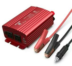 BESTEK 500W Power Inverter DC AC Converter with with Dual US