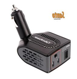 CyberPower CPS150BURC1 150W Mobile Power Inverter with 2.1A