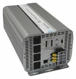 Aims Power Inverter, 10 to 16 VDC, 5000W, Post   PWRINV50001