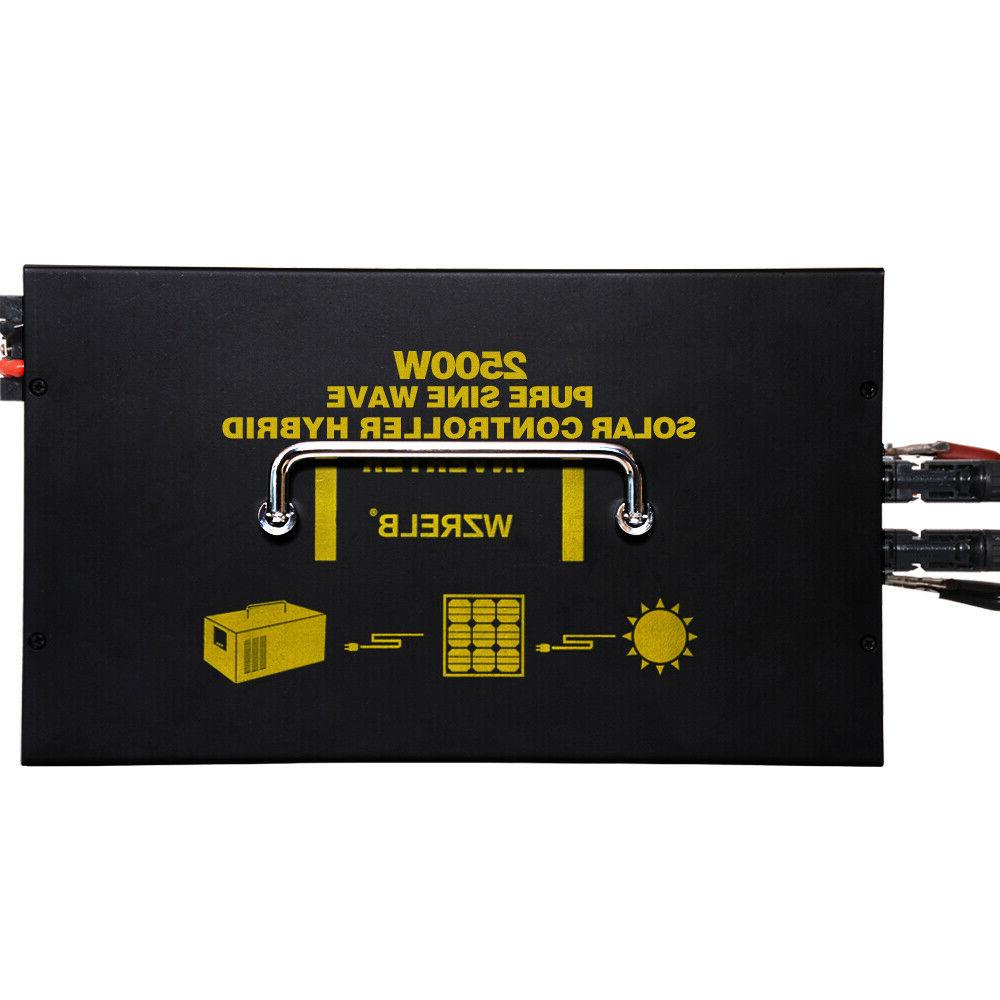 Off Power to 120V Controller