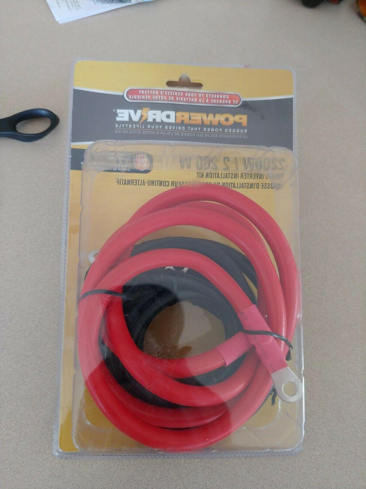 POWERDRIVE 2200 Wire