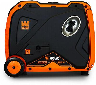 Super Portable Clean Generator Off