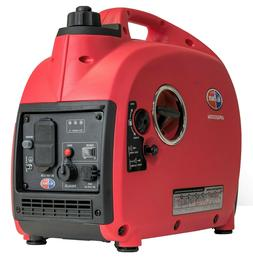 Portable Inverter Generator 2000W Compact Quiet Gas Powered