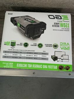 EGO Power+ 150W Power Inverter ONLY BATTERY AND CHARGER NOT