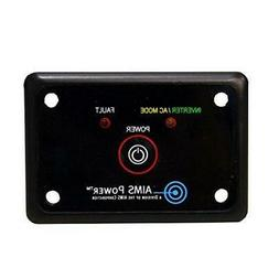 Aims Power REMOTEHF Flush Mount Power Inverter Remote On/Off
