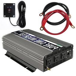 Power TechON PS1005 Pure Sine Wave Inverter  Brand New!