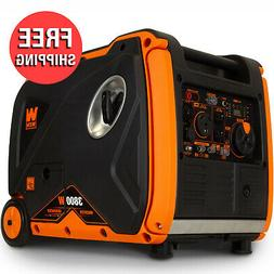 super quiet 3800 watt portable clean power